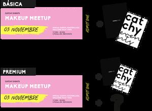makeup meetup evento barcelona