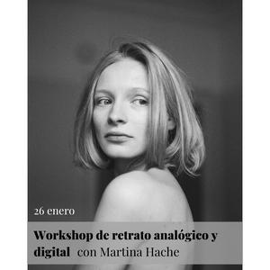 workshop fotografia retrato Barcelona Martina hache Espacio Imasd