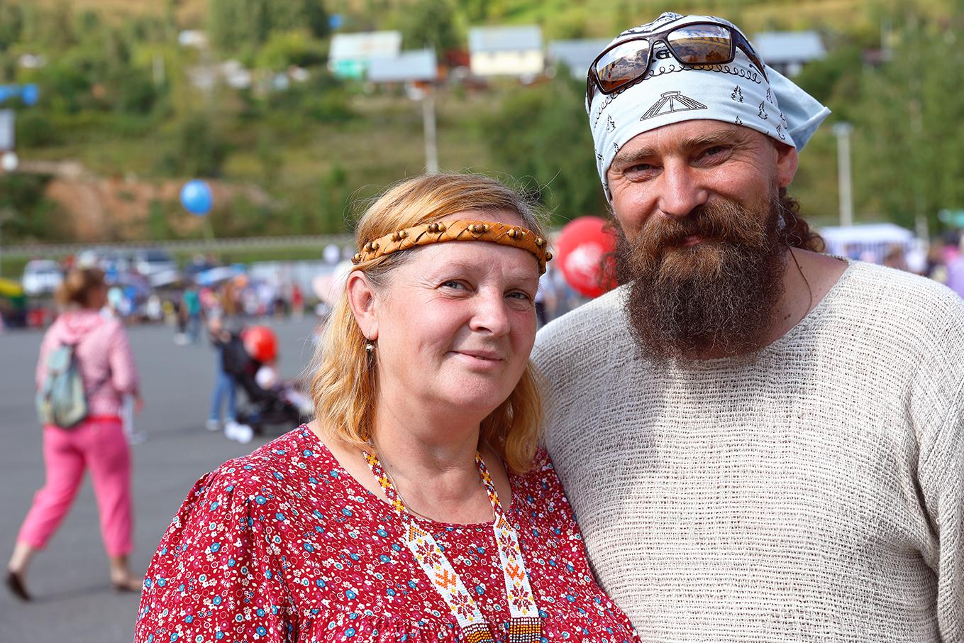 Ирина и Аркадий Варгановы