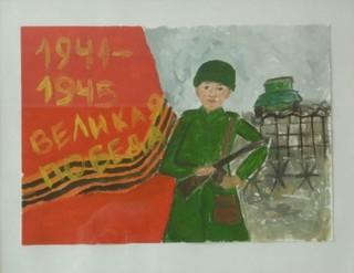 Гарипов Влад, 15 лет МБУ ДО «Школа искусств №68»