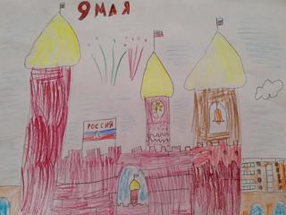 Устьянцев Тимофей 5 лет, Детский сад 12