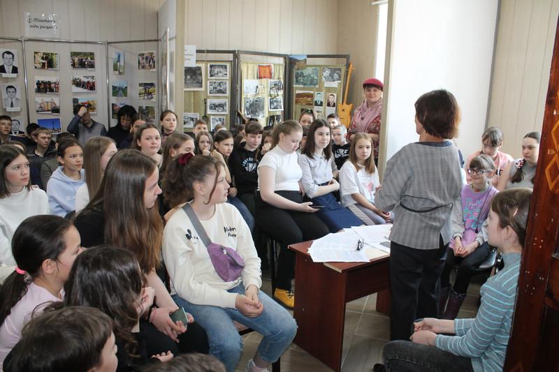 Единый Всекузбасский музейный  урок.