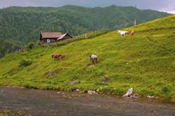 Гора Айган, поселок Усть-Анзас
