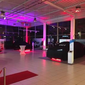 Toyota Redon lumière et son