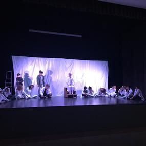 Théâtre collège St Jospeh Derval