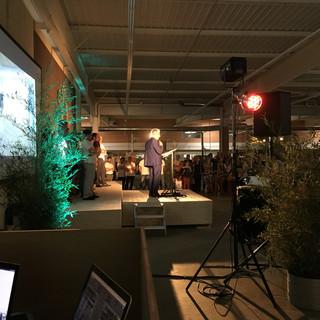 Inauguration Bio Création Bois