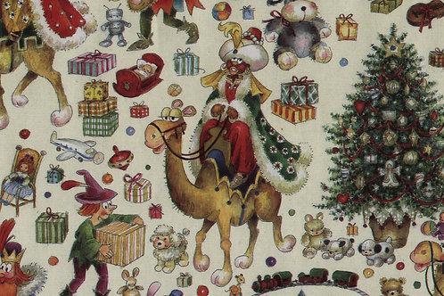 Carta Natale 50x70cm (cod. 2111)