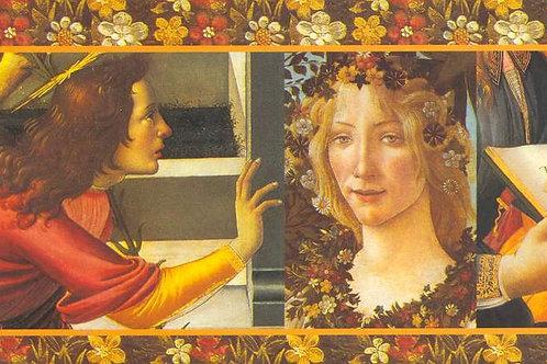 Carta con Angeli 50x70cm (cod. 6509)