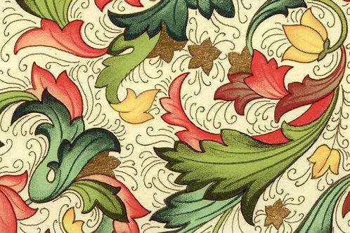 Carta con Disegno Fiorentino 50x70cm (cod.0891)