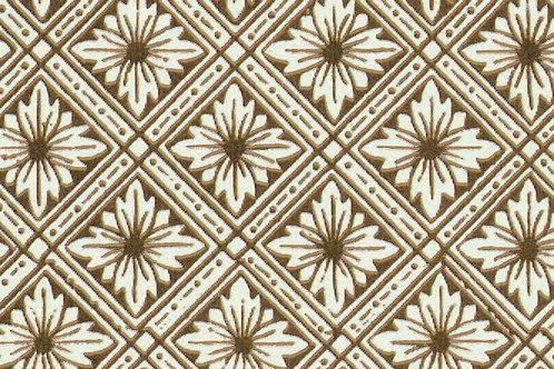 Carta Varese Disegni Geometrici Marrone 50x70cm (cod. 0184)