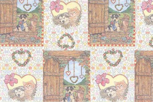 Carta San Valentino 50x70cm (cod. 1651)