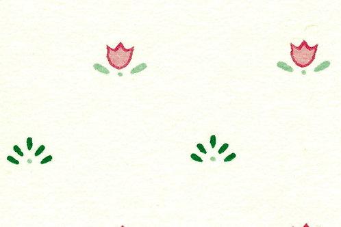 Carta Fiori Singolo Rosa 50x70cm (cod. 0873)