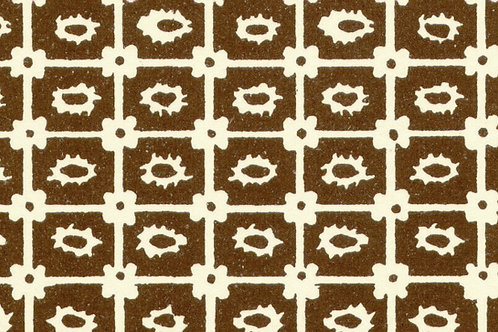 Carta Varese Disegni Geometrici Marrone 50x70cm (cod. 0818)