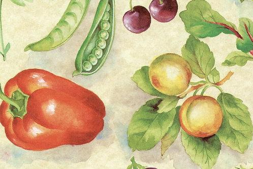Carta Verdura Peperone e Cipolla 50x70cm (cod.1417)