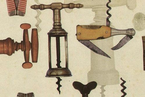 Carta Utensili da Cucina 50x70cm (cod. 5077)