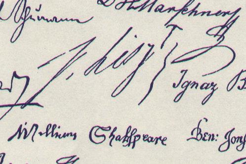Carta con Firme 50x70cm (cod.5820)