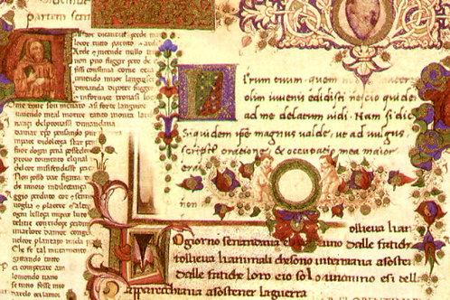 Carta con Scritte Giornale 50x70cm (cod.6249)