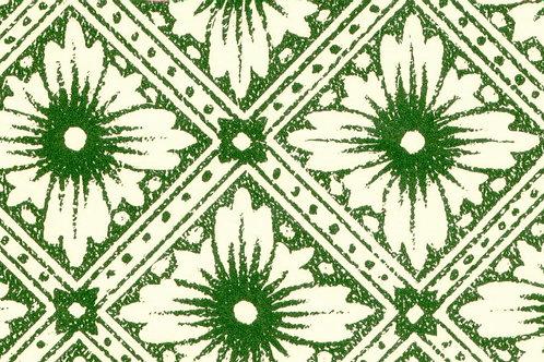Carta Varese Disegni Geometrici Verde 50x70cm (cod. 0096)