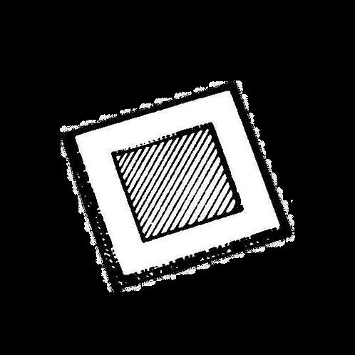 Cornice Portafoto quadrata (in varie misure) da rivestire