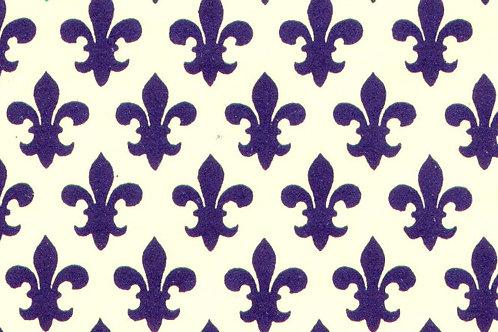Carta Varese Giglio Blu 70x100cm (cod. 008)