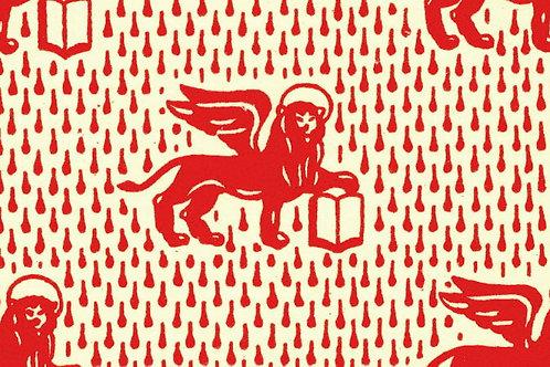 Carta Leone Rosso 50x70cm (cod. 0011)