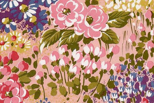 Carta Fiori Rosa 50x70cm (cod. 0254)