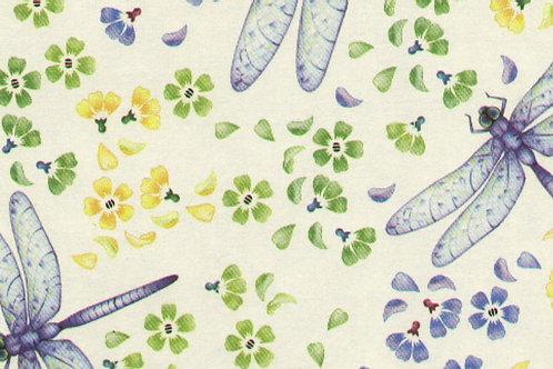 Carta con Farfalle 50x70cm (cod. 5606)