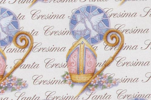 Carta Cresima 50x70cm (cod. 6166)