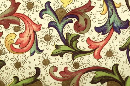 Carta con Disegno Fiorentino 50x70cm (cod.0406)