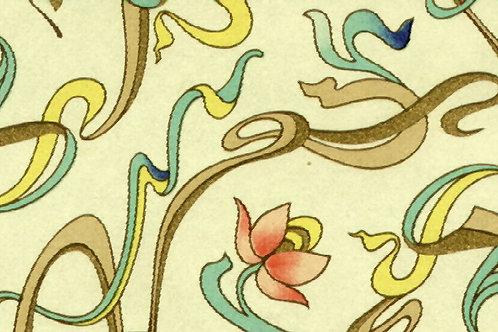 Carta Fiori e Nastri 50x70cm (cod. 0403)
