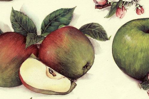 Carta Frutta Mela Verde 50x70cm (cod.1460)