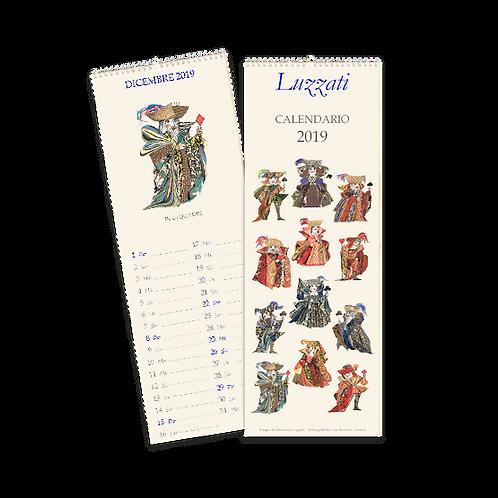 Calendario Luzzati 2019