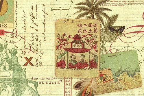 """Carta Viaggi """"Voyage"""" 50x70cm (cod.5157)"""