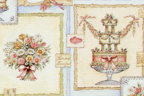 Carta per Matrimonio 50x70cm (cod. 5272)
