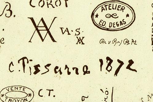 Carta con Scritte 50x70cm (cod.1271)