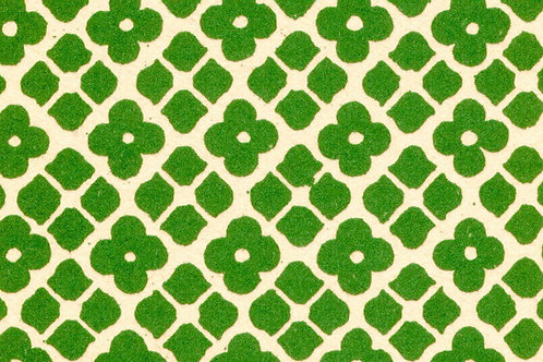 Carta Varese Disegni Geometrici Verde 50x70cm (cod. 0044)