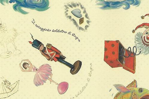 Carta Soldatino di Stagno 50x70cm (cod.7129)