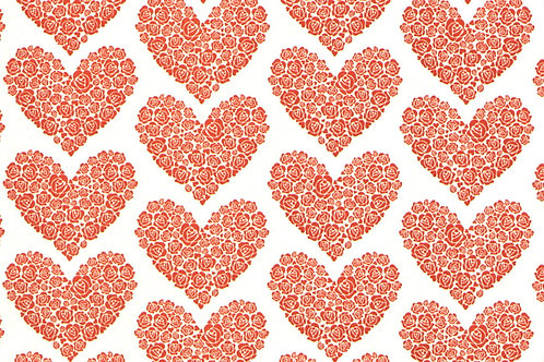 Carta San Valentino 50x70cm (cod. 5040)