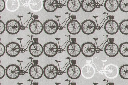 Carta con Biciclette 50x70cm (cod.5664)