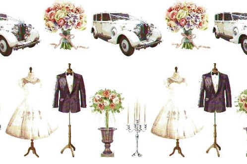 Carta per Matrimonio 50x70cm (cod. 5161)