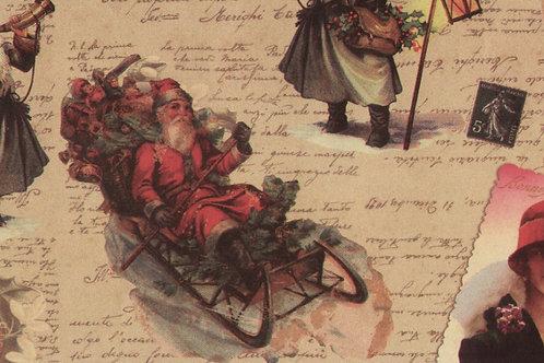 Carta Natale 50x70cm (cod. 5190)