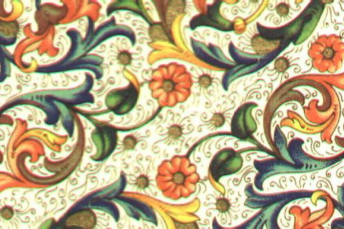 Carta con Disegno Fiorentino 50x70cm (cod.5731)