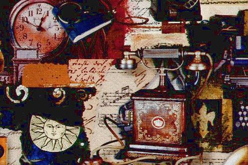 Carta con Telefono 50x70cm (cod.5613)