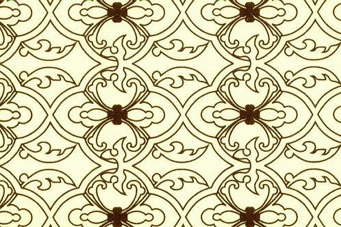 Carta Varese Disegni Geometrici Marrone 50x70cm (cod. 0837)