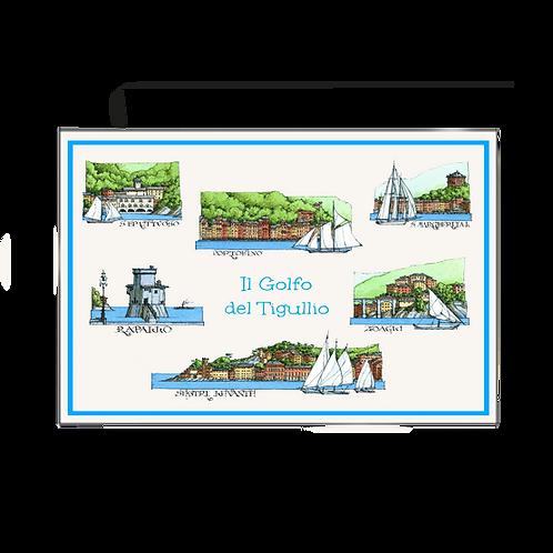 Tovaglietta - Il Golfo del Tigulio