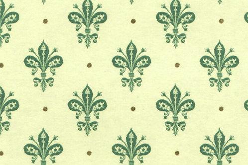 Carta Giglio Verde 50x70cm (cod. 5142)