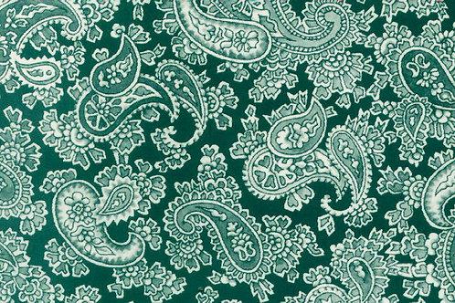 Carta con Fantasia Cashmere Verde 50x70cm (cod.0262)