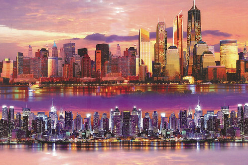 Carta Viaggi New York 50x70cm (cod.7138)