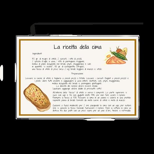 Tovaglietta - Cima