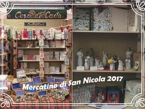 Mercatino di San Nicola a Sarzano 2017